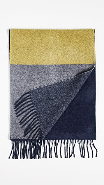Begg & Co. Vigo Dudley Striped Scarf