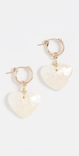 Brinker & Eliza - Little Love Earrings