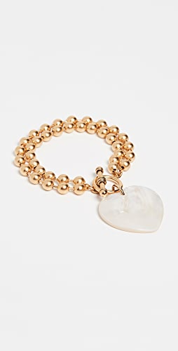Brinker & Eliza - Heart On Your Sleeve Bracelet