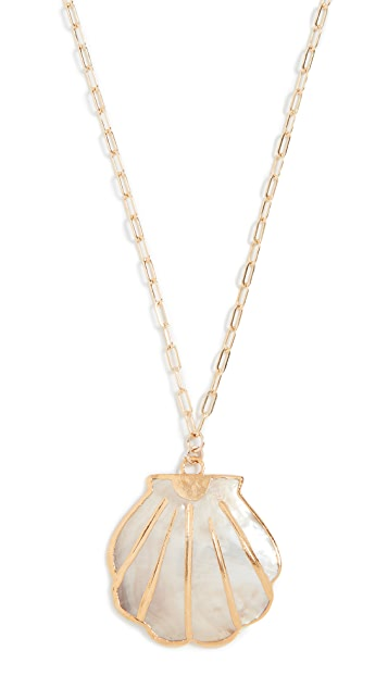 Brinker & Eliza Take It Easy Necklace