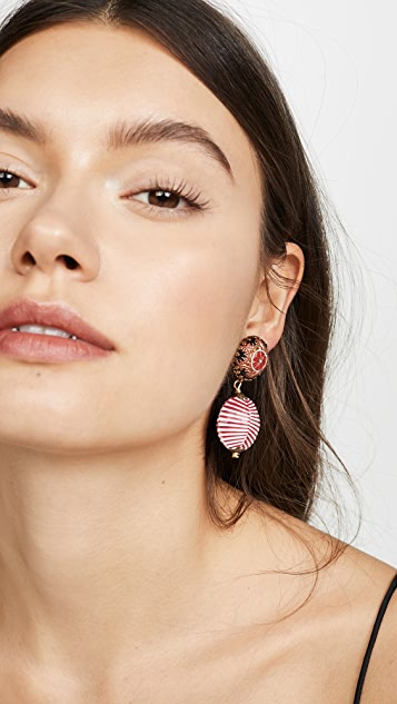 Brinker & Eliza Sasco Earrings