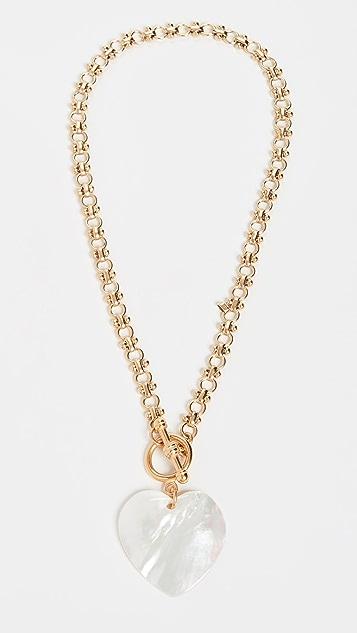 Brinker & Eliza Plot Twist Necklace
