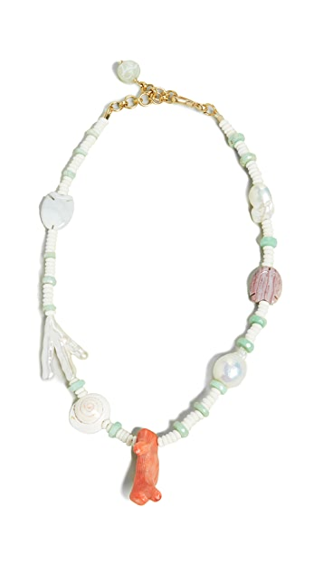 Brinker & Eliza Bay Ave Necklace