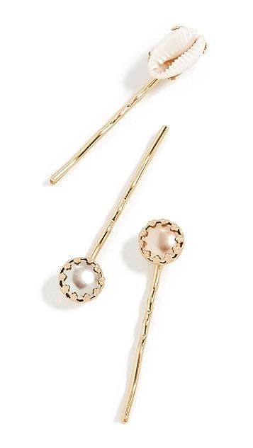 Brinker & Eliza Beachy Keen Hair Pins