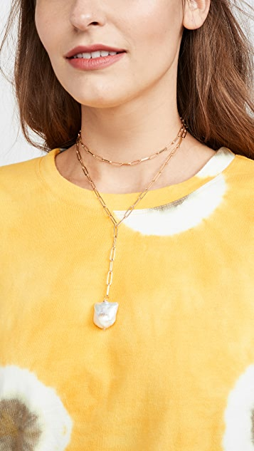 Brinker & Eliza Game On Choker Necklace