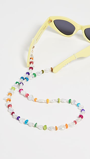 Brinker & Eliza Stop and Stare Sunnies Chain