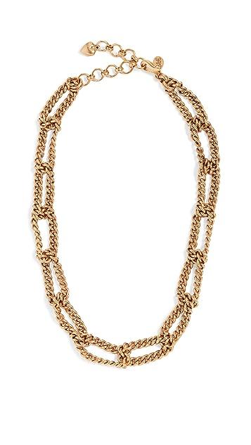 Brinker & Eliza Linked Up Necklace
