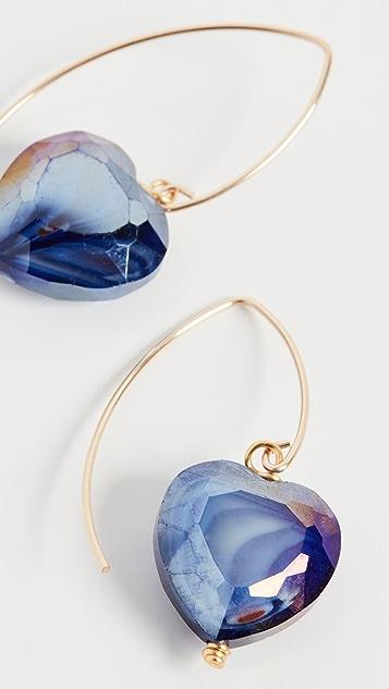 Brinker & Eliza Eclipse Earrings