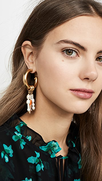 Brinker & Eliza Princess Hoops