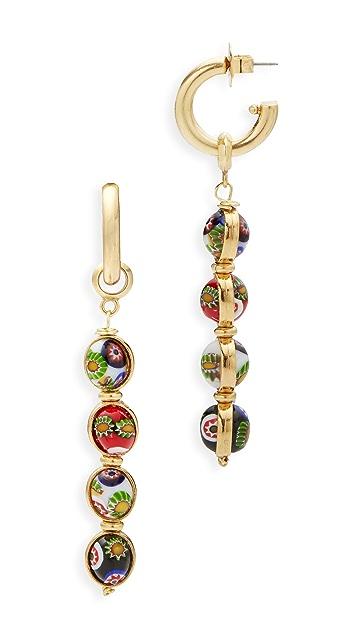 Brinker & Eliza Twister Earrings