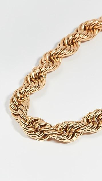 Brinker & Eliza Spiral Staircase Necklace