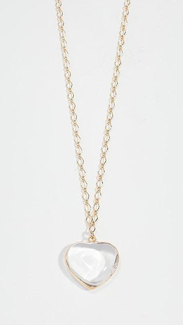 Brinker & Eliza Love Story Necklace