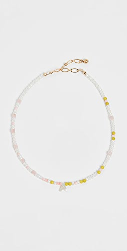Brinker & Eliza - Say My Name Initial Necklace