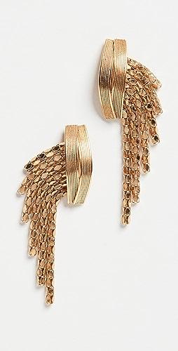Brinker & Eliza - Fringe Earrings