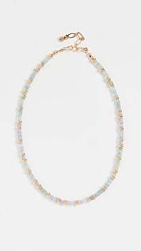 Brinker & Eliza Mini El Dorado Necklace