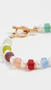 Brinker & Eliza Frosted Bracelet