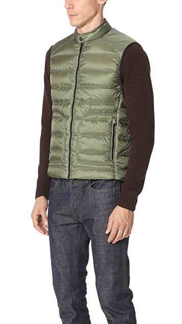 Belstaff Harbury Down Vest