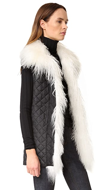 Belstaff Thwaite Gilet Coat