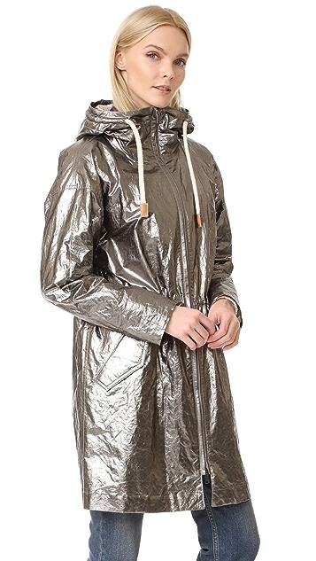 Belstaff Rivingten Metallic Coat