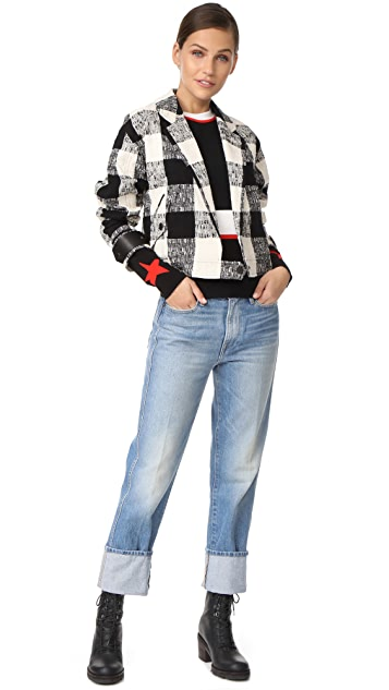 Belstaff Sinead Star Sweater