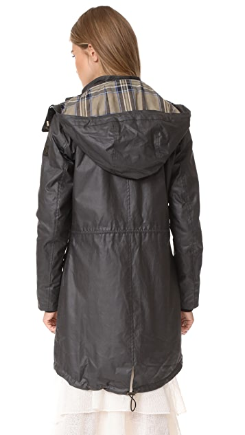 Belstaff Wembury Waxed Cotton Jacket