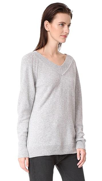 Belstaff Skylar Luxury Cashmere Sweater
