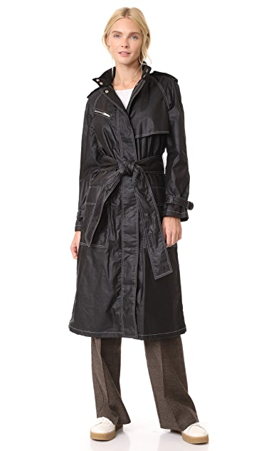 Belstaff Calderwood Long Coat
