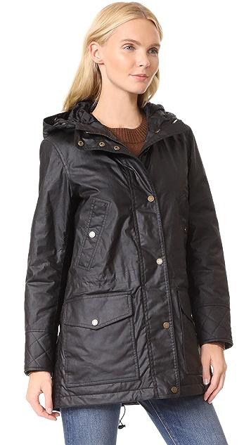 Belstaff Clyde Jacket with Fur