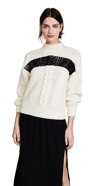 Belstaff Safiya Pullover Sweater