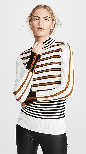 Belstaff Saffi Striped Pullover