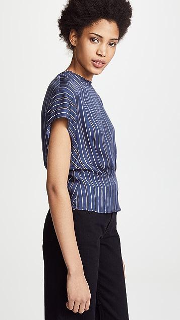 Belstaff Federica Cropped Shirt