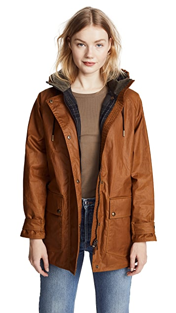 Belstaff Dunraven Waxed Cotton Jacket