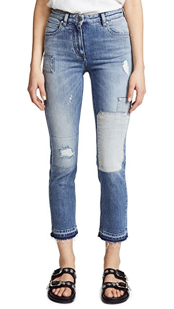 Belstaff Cardwell Distressed Jeans
