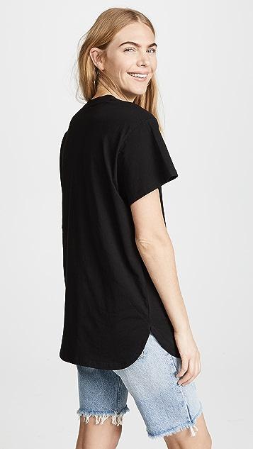 Belstaff Alymer Panther Tshirt
