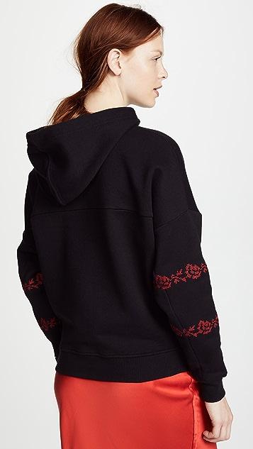 Belstaff Embroidered Hoodie