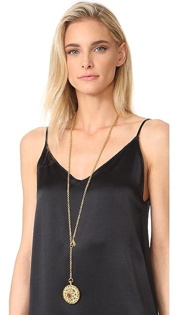 Ben-Amun Locket Necklace