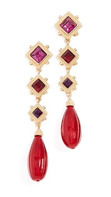 Ben-Amun Arielle Earrings