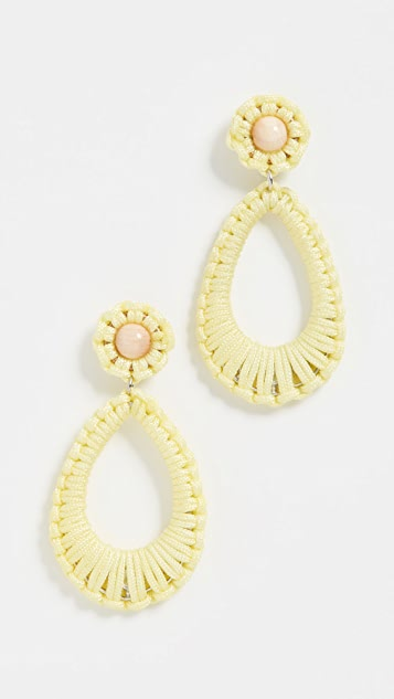 Ben-Amun Teardrop Earrings