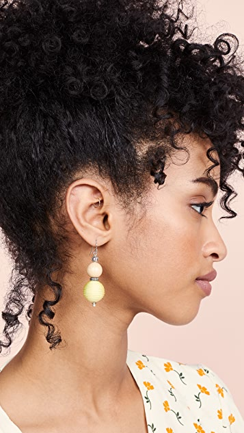 Ben-Amun Sophie Earrings