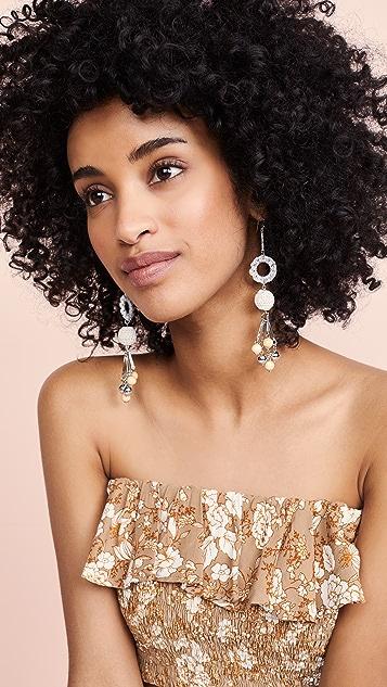 Ben-Amun Julie Earrings