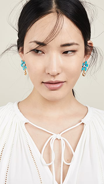 Ben-Amun Eva Earrings