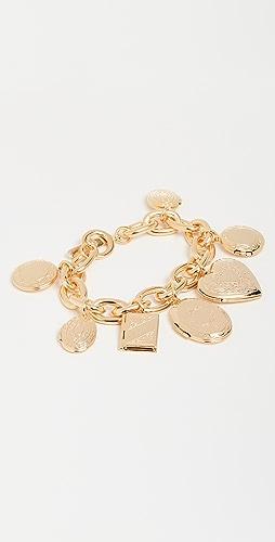 Ben-Amun - Gold Charm Bracelet