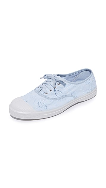 Bensimon Tennis Broderie Anglaise Sneakers