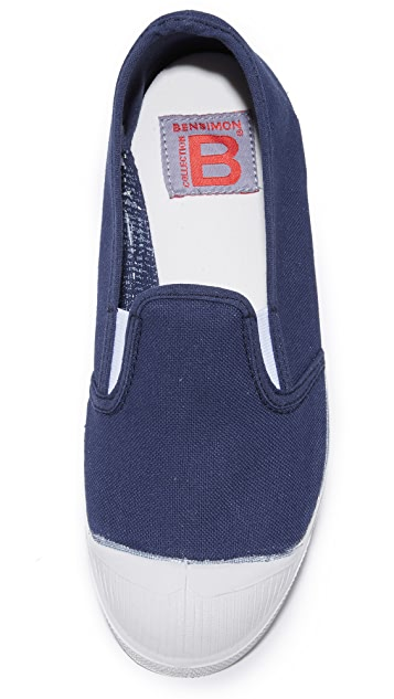 Bensimon Tennis Tommy Slip On Sneakers