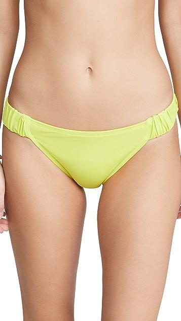 Beth Richards Scrunchie 比基尼泳裤