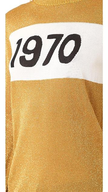 Bella Freud Sparkle 1970 Jumper