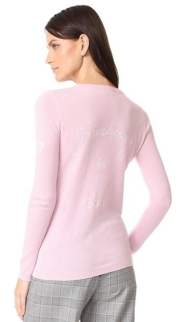 Bella Freud Cashmere Jane Sweater