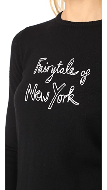 Bella Freud Fairytale of New York Jumper