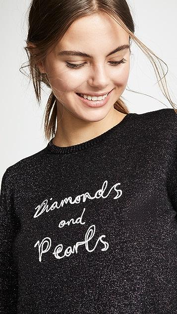 Bella Freud Diamonds and Pearls Sweater