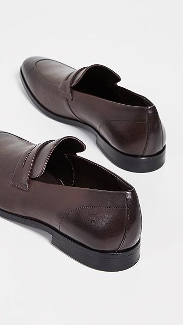 BOSS Hugo Boss Highline Slip On Loafers